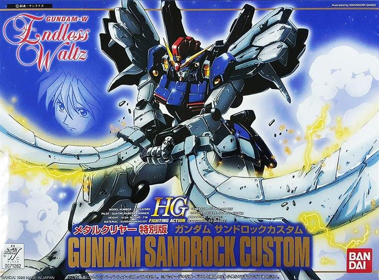 [EW-07] Gundam Sandrock Custom (Special Edition)