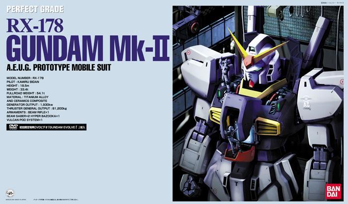 RX-178 GUNDAM MK-II A.E.U.G.