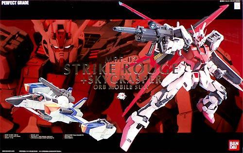 PG Strike Rouge + Sky Grasper