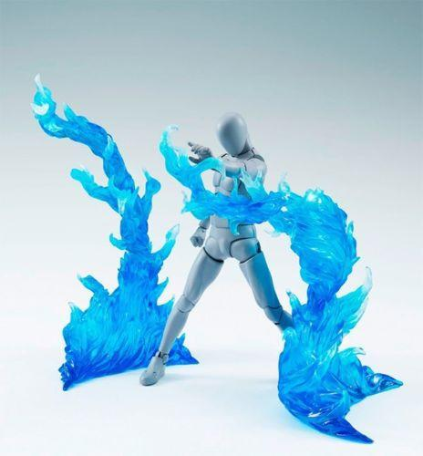 Flame Effect for modelling kits (Blue Colour Flame)