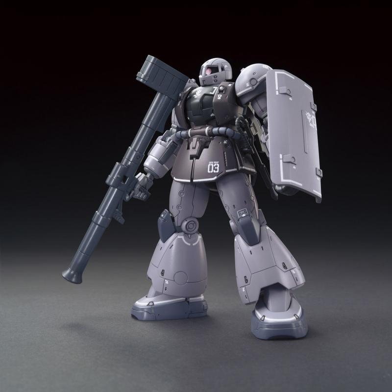 [008] HG ORIGIN 1/144 YMS-03 Waff