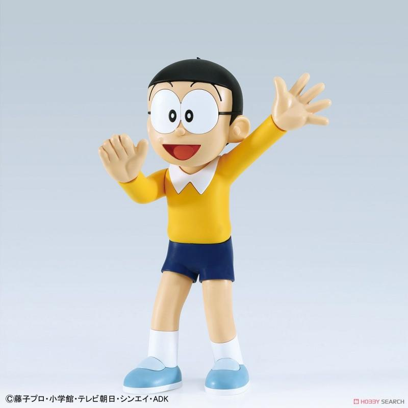 Bandai Figure-rise Mechanics 'Time Machine' Secret Gadget of Doraemon