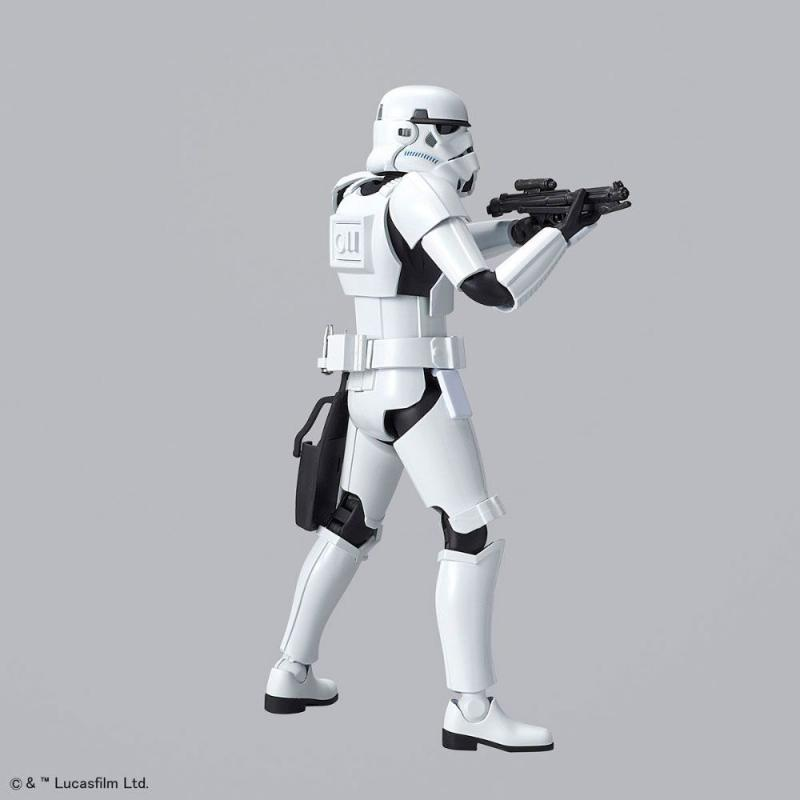 [STAR WARS] 1/12 Luke Skywalker Storm Trooper Ver.