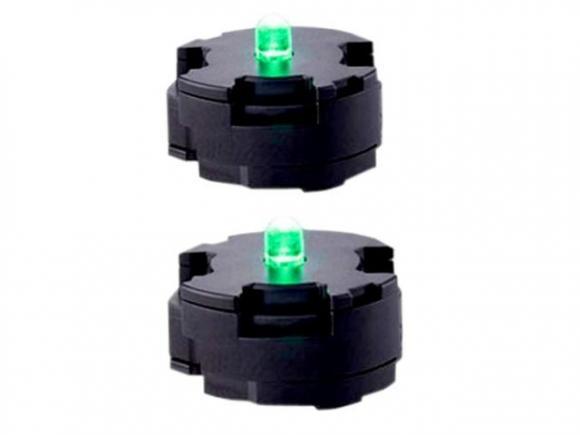Gunpla LED Unit Green 2 Pieces Set