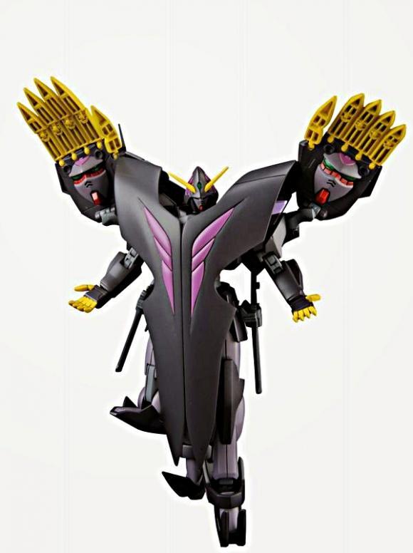 [036] HGBF 1/144 Gundam The End