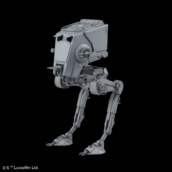 [Star Wars] 1/48 AT-ST