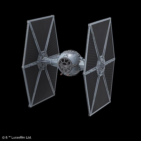 [Star Wars] TIE Fighter 1/72 scale