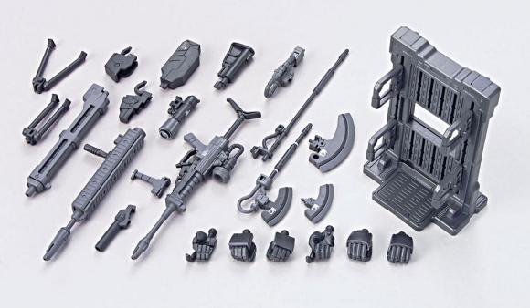 1/144 System Weapon 002 (Gundam Model Kits)