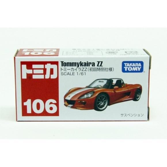 Tommy Takara Diecast vehicle - #106 TOMMYKAIRA ZZ (1ST)