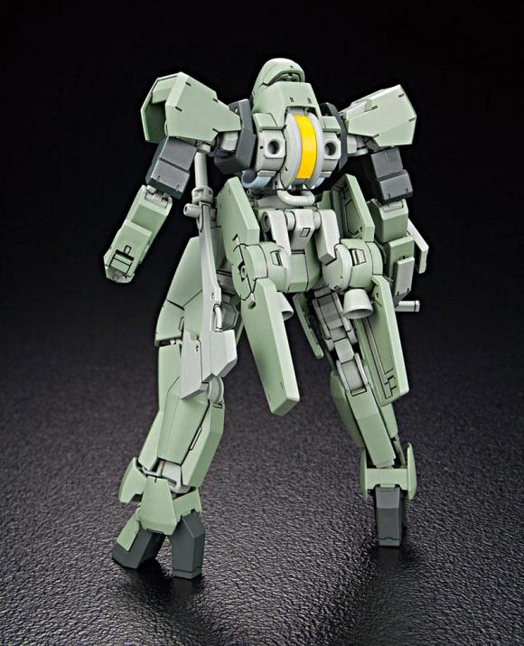 [002] HGIBO 1/144 Graze Standard / Commander Type