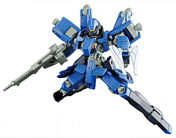 [Iron Blooded Orphans 003] Graze High Maneuver Commander Type (HG)