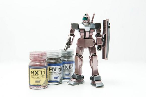 MODO ROBOT SILVER MX-03 18ML