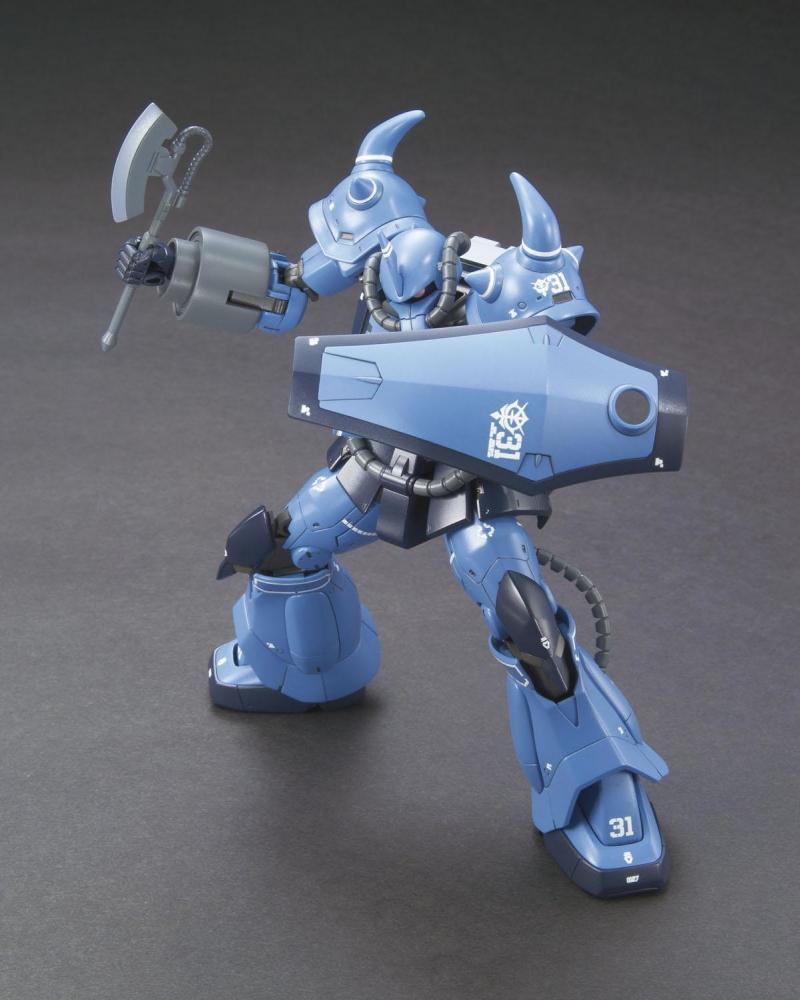 GUNDAM Origin [004] Prototype Gouf (Battle Plan Actual Proof Type) (HG)
