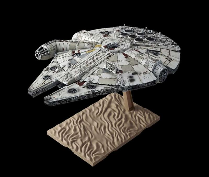 [STAR WARS] Millenium Falcon
