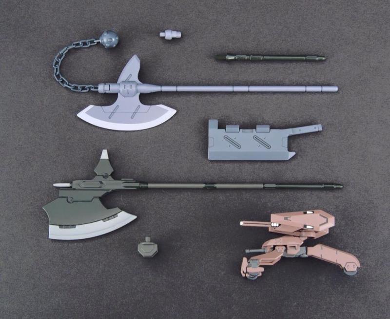 [Iron Blooded Orphans] HG 1/144 MS Option Set 3 N Gjallarhorn Mobile Worker