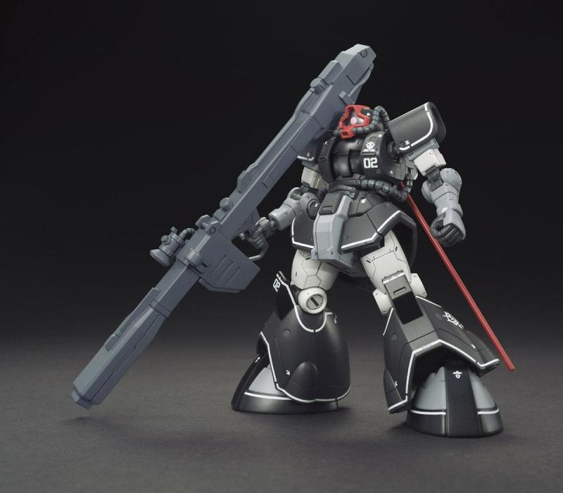 GUNDAM Origin [007] - Dom Test Prototype (HG) (Gundam Model Kits)