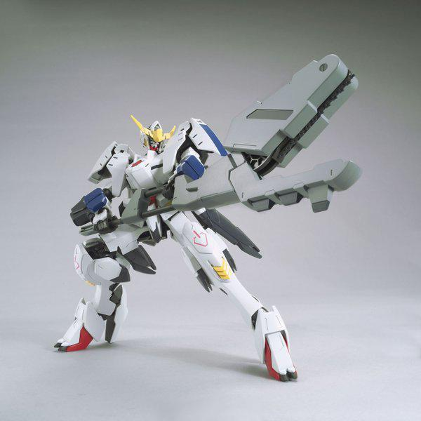 [Iron Blooded Orphans 05] Gundam Barbatos 6th Form (1/100)