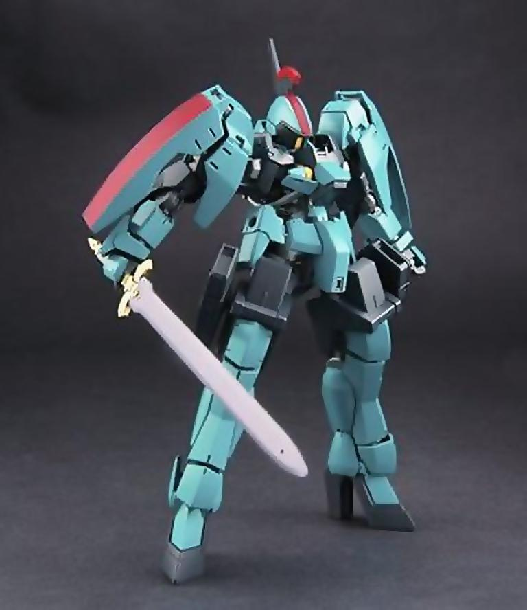 [Iron Blooded Orphans 017] Graze Ritter (Carta's Custom) (HG)