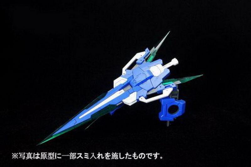 BTF GN Sword Full Saber IV for MG Gundam QAN[T]