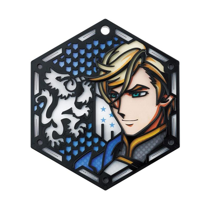 Character Stand Plate Iron Blooded Orphans [04] McGillis Fareed (Display)