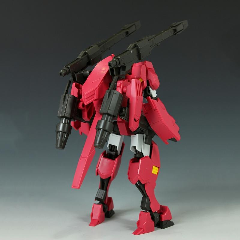 [028] HGIBO 1/144 Gundam Flauros (Ryusei-go)