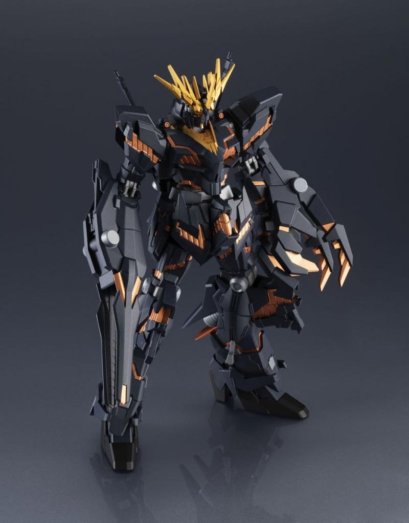 Tamashii Nations Gundam Universe RX-0 Unicorn Gundam 02 Banshee