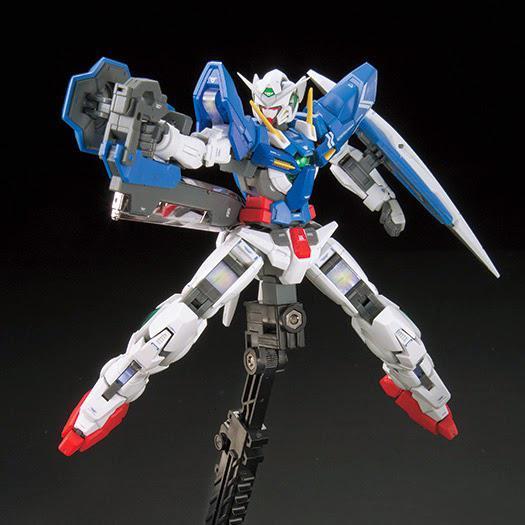 [015] RG 1/144 Gundam Exia