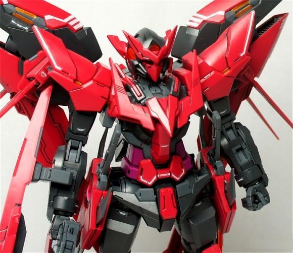 Gundam Exia Dark Matter (MG)