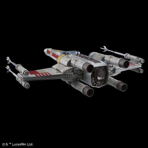[Star Wars] 1/72 X-Wing Starfighter