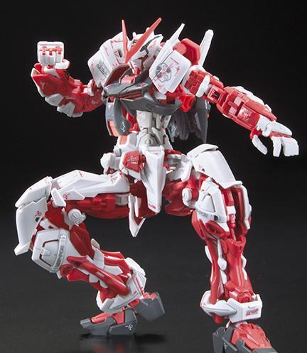 [019] RG 1/144 Gundam Astray Red Frame