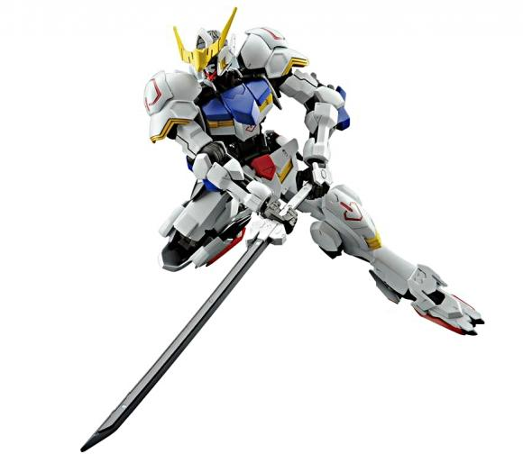 [001] HGIBO 1/144 Gundam Barbatos