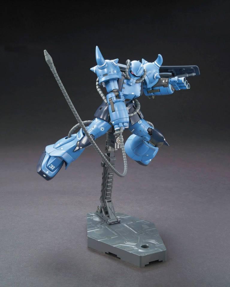 [004] HG ORIGIN 1/144 Prototype Gouf (Tactical Demonstrator)