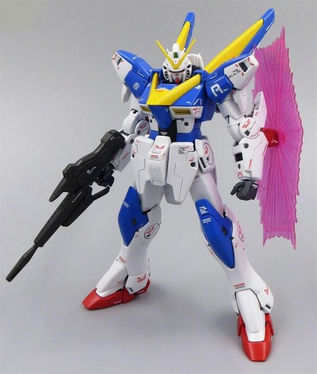 MG 1/100Victory Two Gundam Ver.Ka
