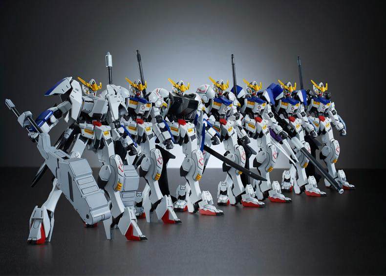 HG 1/144 Gundam Barbatos Completed Set (P-BANDAI EXCLUSIVE)