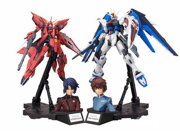 Bandai Figure-rise Bust [001]: Mobile Suit Gundam Seed Kira Yamato