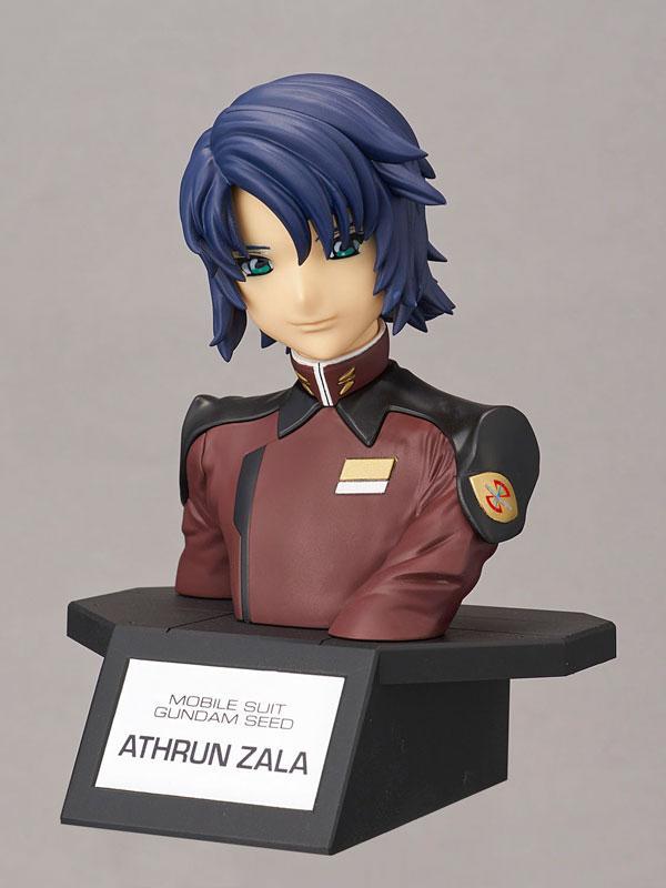 (2in1) Bandai Figure-rise Bust Athrun Zala and Kira Yamato