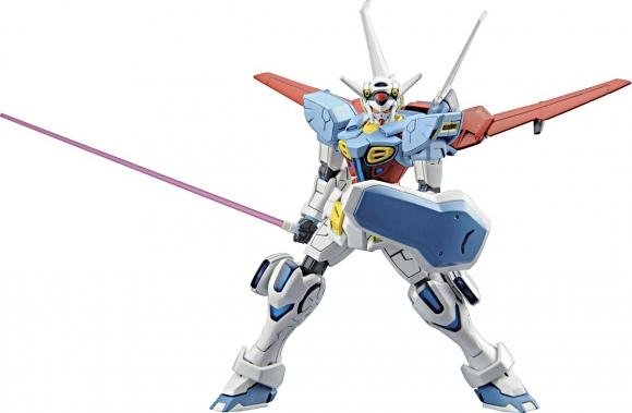 [001] HG Reconguista in G 1/144 Gundam G-Self (Atmosphere Pack Equipped)