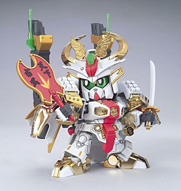 [395] Legend BB Second Gundam Dai Shogun (SD)