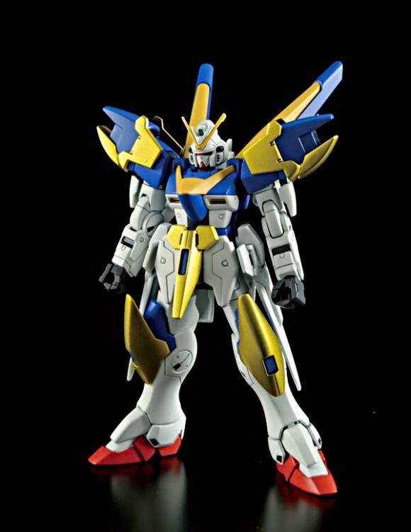 [189] V2 Assault Buster Gundam (HGUC)