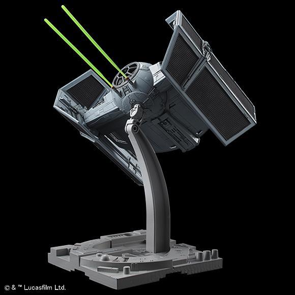 [Star Wars] TIE Advanced x1 1/72 scale