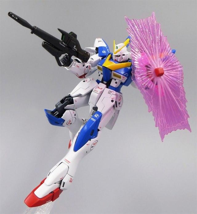 Victory Two Gundam Ver.Ka (MG)
