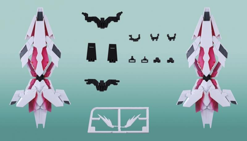Unicorn Perfect Shield for HG & RG 1/144 [YELLOW] (Armed Armor DE)