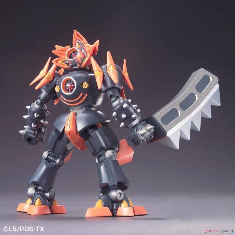 [004] LBX Destroyer