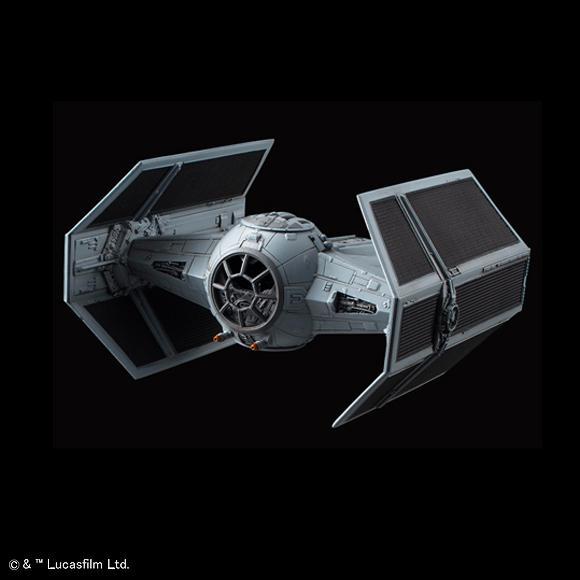 [Star Wars] 1/72 TIE Advanced x1