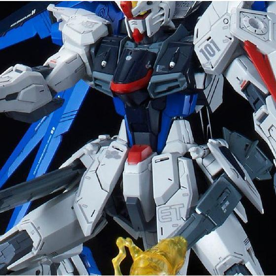 MG 1/100 Freedom Gundam Ver. 2.0 Expansion Parts