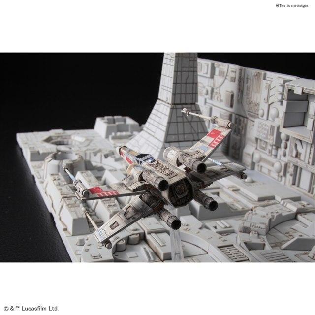 [STAR WARS] Death Star Attack Set
