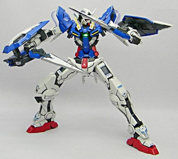MG 1/100 GN-001 Gundam Exia (Ignition Mode)