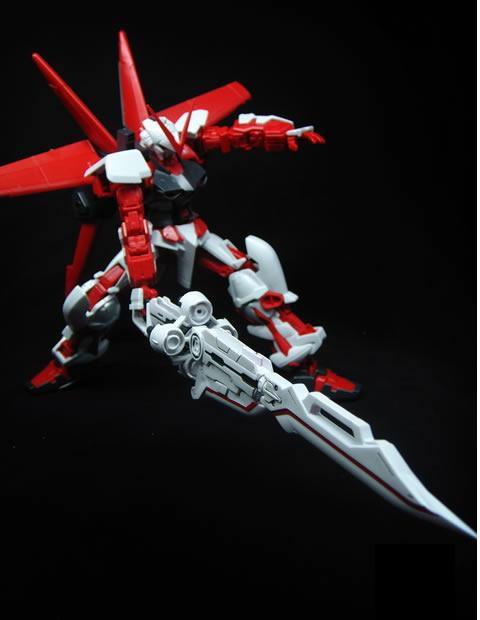 Build Parts Sword Custom Weapon Kit For HG 1/144 Astray Red Frame