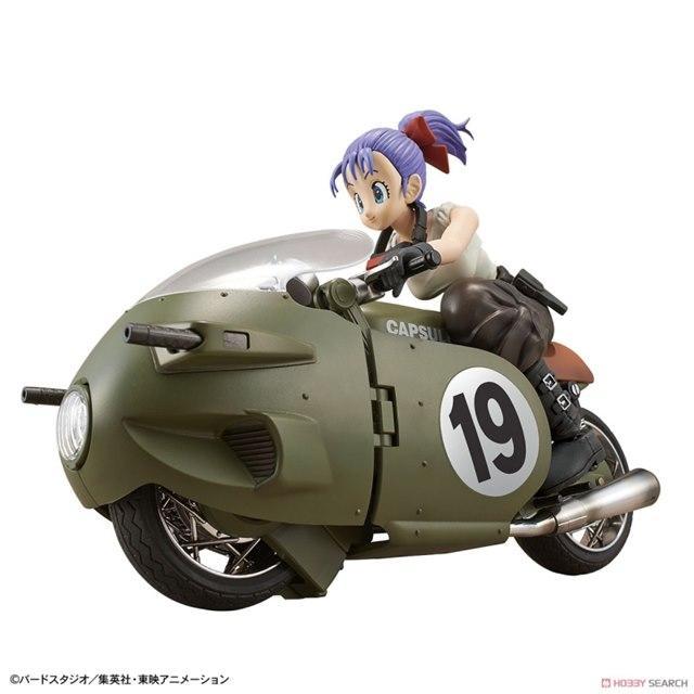 [Dragon Ball] Figure-rise Mechanics Bulma's Variable No.19 Motorcycle