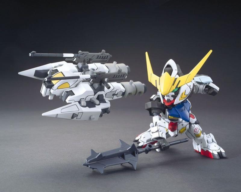 [401] SDBB Gundam Barbatos DX